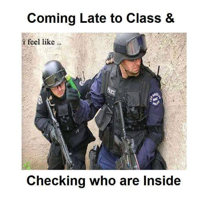 Coming-Late-to-Class-Funny-Photo