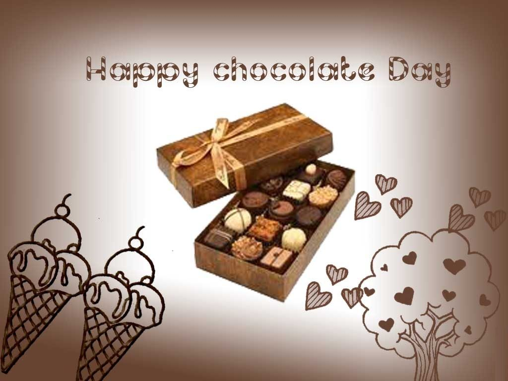 Top 10 Chocolate Day Whatsapp and Facebook Wishes