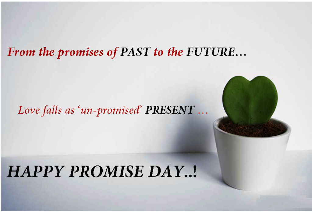Top 30 Promise Day Wishes   Images