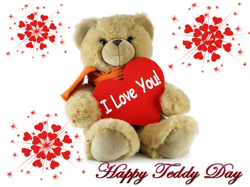 Top 50 Teddy Day Images With Wishes