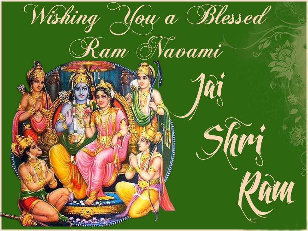 Happy Ram Navmi Image Wishes
