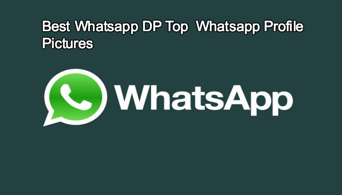 50+ whatsapp cool dp collection