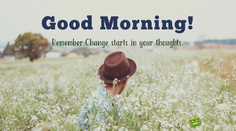 15+ Inspirational Good Morning Quotes